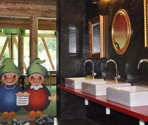in vacanza con i bambini al caravan park sexten a sesto pusteria. Black Bedroom Furniture Sets. Home Design Ideas